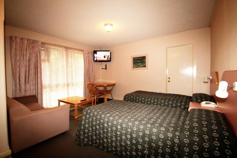 Twin Room   Beaumaris Bay Motel